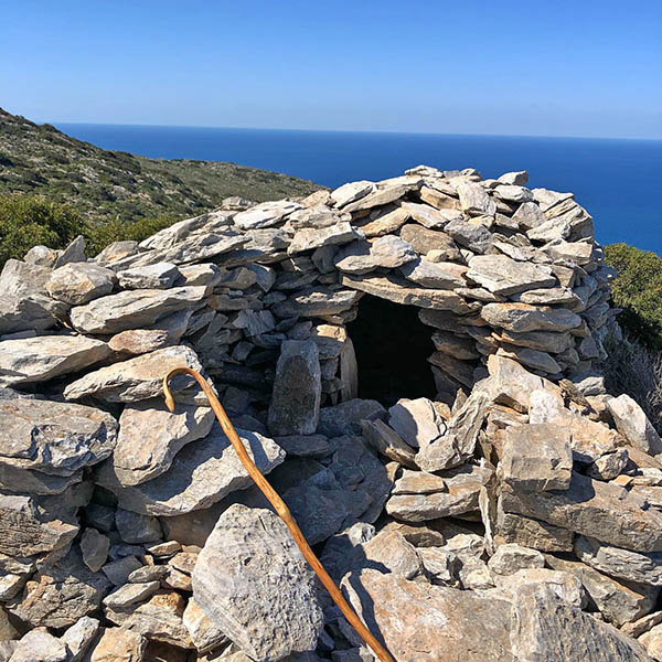 hiking and wandering tours at Crete